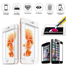 Fr iPhone 5S/SE/6S/7/8 Plus Full Cover Tempered Glass Film HD Screen Protect ZL1