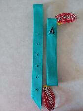 Unbranded Brown Nylon Latigo Tie Strap Six Feet Long One Three Quarter Inch Wide