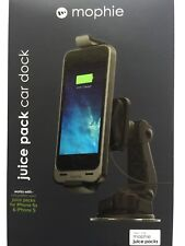 mophie 2306 Juice Pack Car Dock for iPhone 5/5s/se