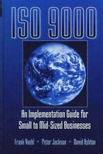 ISO 9000: An Implementation Guide for Small to Mid-Sized Businesses-ExLibrary