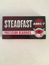 Steadfast Abec 7 Precision Skateboard Bearings Free Shipping!