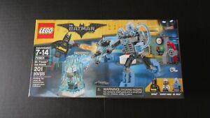 New - LEGO 70901 Mr. Freeze Ice Attack - 201 pcs - Retired - NISB