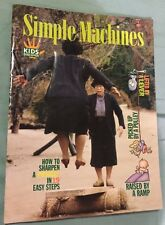 Kids Discover - Simple Machines - April 2005 - Volume 15 Issue 4