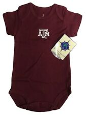 Creative Knitwear University of Texas Body Suit 0-3 Months