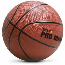 Pro Mini Hoop Basketball Magic Ball Outdoor Indoor Game Small Size Kids 5 Inch