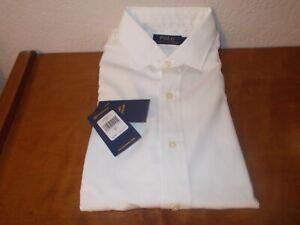Polo Ralph Lauren White Dress Shirt Size 15 / 38
