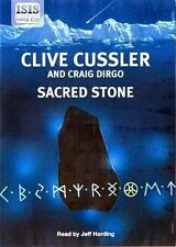 Clive CUSSLER / SACRED STONE       [ Audiobook ]