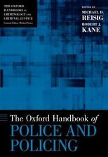 The Oxford Handbook of Police and Policing (2014, Hardcover)