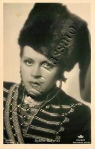Sybille Schmitz (Duren, 1909 - Monaco di Baviera, 1955)