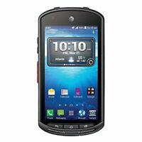 Kyocera DuraForce E6560, Rugged Smartphone, 16GB, (AT&T GSM) Black