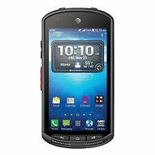 Kyocera DuraForce E6560, Rugged Smartphone, 16GB, (AT&T GSM) Black