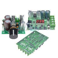 10A 12-60V 12V-40V LED Display Motor PWM Speed Controller Adjuster Regulator