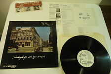 EWAN MacCOLL & PEGGY SEEGER LP SATURDAY NIGHT AT THE BULL & MOUTH. FOLK.