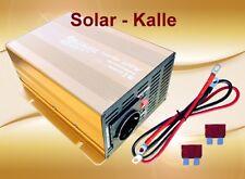 Solartronics Spannungswandler 12V / 230V 600W / 1200Watt - reiner Sinus
