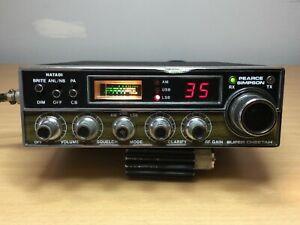 PEARCE SIMPSON SUPER CHEETAH 40CH AM/SSB CB RADIO