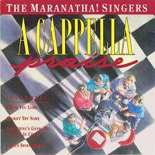 The Maranatha! Singers: A Cappella Praise (CD, 1991)