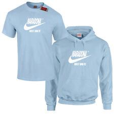 Maradona Surname Spoof Barcelona Napoli Argentina Blue Hoodie Or T-Shirt