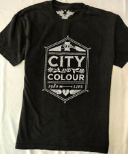 CITY and Colour 1980 Life Massey Hall Shirt Mens Medium M