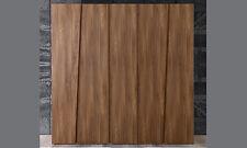 Chambre à coucher penderie portes battantes bois d'orme Structure élégant