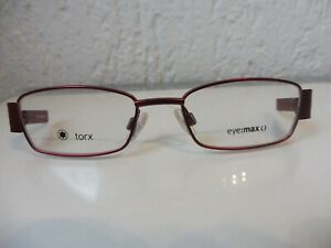 schönes, hochwertges Brillengestell ,  eye : max ,  45/16 ,  für Wechselbügel