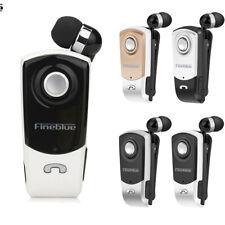 Fineblue F960 In-Ear Auriculares Bluetooth V4.1 Inalámbrico llamadas negocio recordar Wear