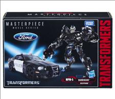 TAKARA Spot transformers movie 5 mpm-03 police roadblock box of toys