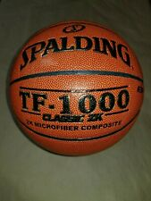 "Spalding (TF-1000) Classic ZK Men's 29.5"" Microfiber Composite Basketball"