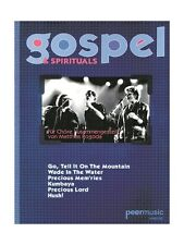 Chor Workshop Gospel & Spirituals 1 Klavierpartitur Learn to Play MUSIC BOOK