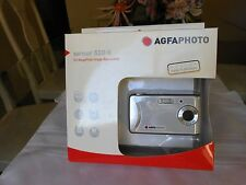 AGFA PHOTO Sensor 510-X 8.0 MP Image Resolution F1:3.1/7.5 Digital Camera - New