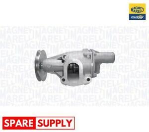 WATER PUMP FOR FIAT LANCIA SEAT MAGNETI MARELLI 352316170328