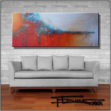 Large Abstract Painting CANVAS WALL ART Direct from Artist USA  ELOISExxx