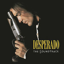 RARE cd DESPERADO Soundtrack ANTONIO BANDERAS cancion del mariachi Salma Hayek