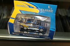 MARK WINTERBOTTOM HAND SIGNED 1:43 MODEL CAR UNFRAMED +PHOTO PROOF & C.O.A