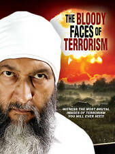 The Bloody Faces of Terrorism NEW DVD