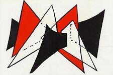 Alexander Calder - Original Double-Page Lithograph from Derriere Le Miroir 141