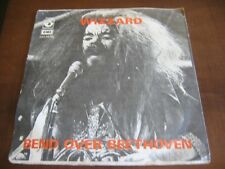WIZZARD see my baby jive/bend over beethoven RARE COVER  ISRAELI P/S