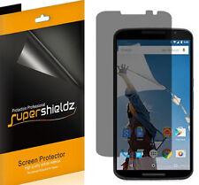 2X Supershieldz Privacy (Anti-Spy) Screen Protector For Motorola Google Nexus 6