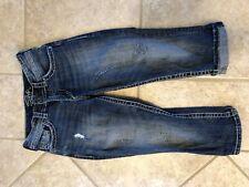 Silver Suki capris jeans size 26