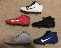 Nike Zoom Trout 5 Metal Baseball Cleats - Size 11 - PICK COLOR BRAND NEW AH3373