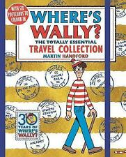 Where's Wally? The Totally Essential Travel Collection by Handford, Martin, NEW