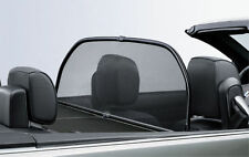 BMW 3 SERIES CONVERTIBLE OEM WIND DEFLECTOR SCREEN 2007-2013
