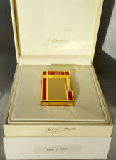 NEW Paul Garmirian S.T. Dupont Line2 lighter PG Limited Edition Matinee #339/500