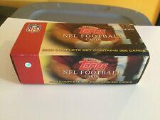2003 Topps NFL FOOTBALL Complete 385 Card SET Jaso Witten RC