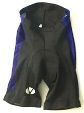 Voler Mens Padded Cycling Shorts Athletic Bike Black Blue Bicycle Castle Med