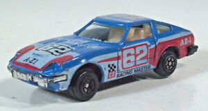 "Yatming Datsun 280Z Nissan Fairlady 1062 Racing Team 2.75"" Diecast Scale Model"