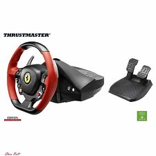 Xbox One Steering Wheel Racing Gaming Simulator Cockpit Ferrari 458 Driving NEW