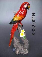 Zeitgenössische Porzellan-Figuren mit Vogel-Motiv