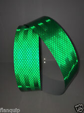 3M Green Engineer Grade Prismatic Diamond Adhesive Reflective Tape 50mm x2m Roll