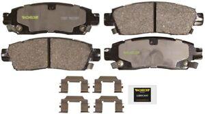 Rr Premium Ceramic Brake Pads  Monroe  CX883