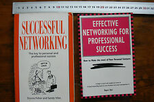 Successful Networking & Effective Networking for Professional Success - 2 Books